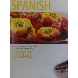 Spanish. bring the flavors...