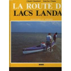 La route des lacs Landais....