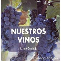 Nuestros vinos. Els nostres...