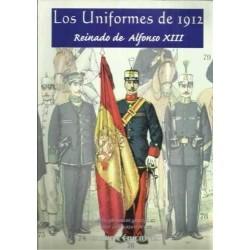 Los uniformes de 1912:...