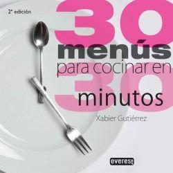 30 menús para cocinar en 30...