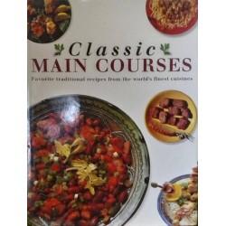 Classic main courses....