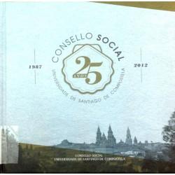 25 anos do Consello Social...