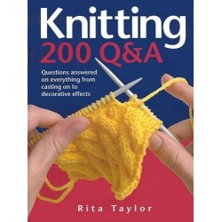 Knitting. 200 Q&A Questions...