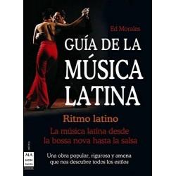 Guía de la música latina....