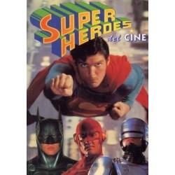 Super heroes del cine...