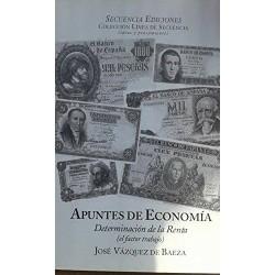 Apuntes de economía I....