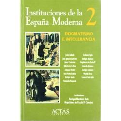 Instituciones de la España...