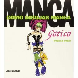 Cómo dibujar manga Gótico...