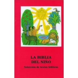 La biblia del niño....