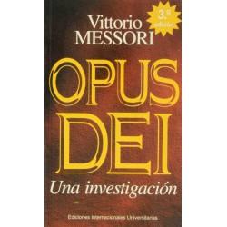 Opus Dei: una investigación...