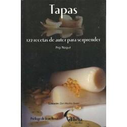 Tapas. 122 recetas de autor...