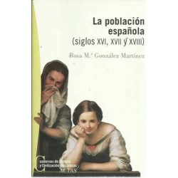La población española....