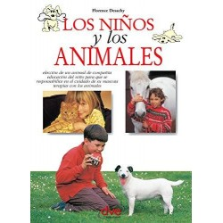 Los niños y los animales...