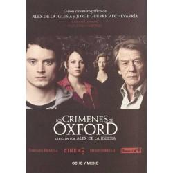 Los crímenes de Oxford....