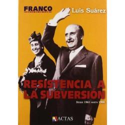 Franco. Resistencia a la...