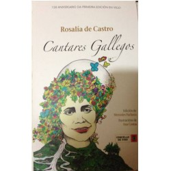 Cantares Gallegos (Rosalía...