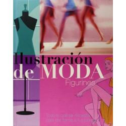 Ilustración de moda....