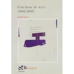 Columnas de agua 2002-2005...