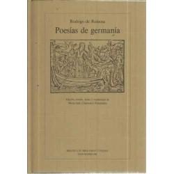 Poesías de germanía...