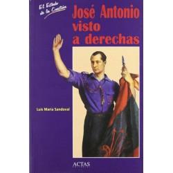 José Antonio visto a...
