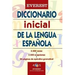 Diccionario inicial de la...
