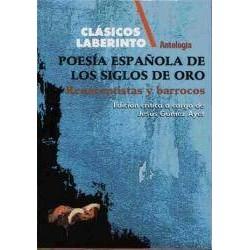 Poesía española de los...