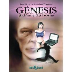 Génesis, 3 días y 23 horas...