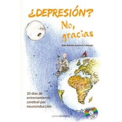 ¿depresión? no, gracias +cd...
