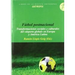 Fútbol postnacional....