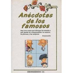 Anécdotas de los famosos...