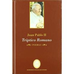 Tríptico Romano. Poemas...