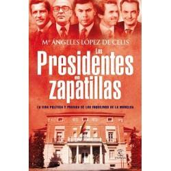 Los presidentes en...