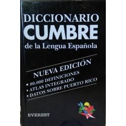 Diccionario Cumbre de la...