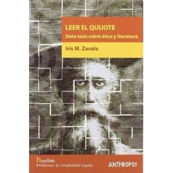 Leer el Quijote: siete...