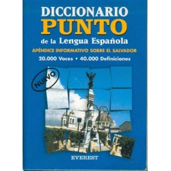 Diccionario Punto de la...