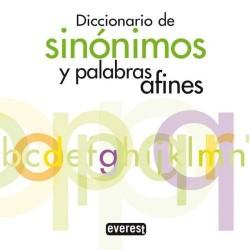 Diccionario de sinónimos y...