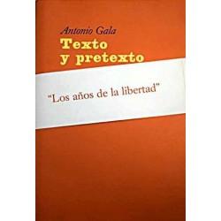 Texto y pretexto 1973-1978...