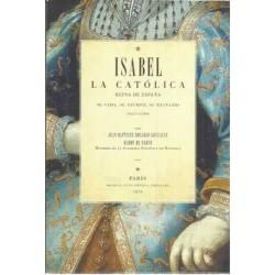 Isabel la católica, Reina...