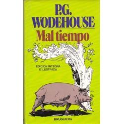 Mal tiempo (P.G.Wodehouse)...