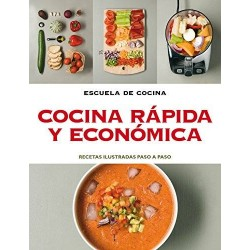 Cocina rápida y económica:...