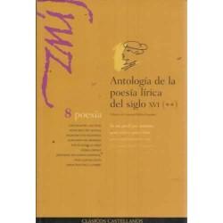 Antología de la poesía...