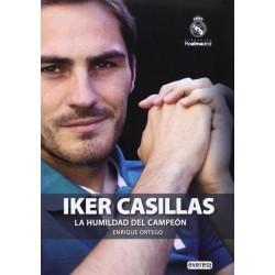 Iker Casillas: la humildad...