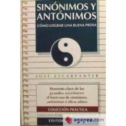 Sinónimos y antónimos: cómo...