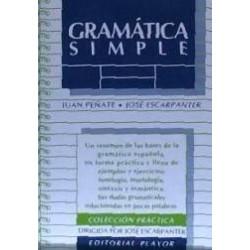 Gramática simple (Juan...