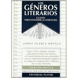 Los géneros literarios:...