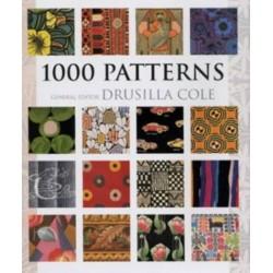 1000 patterns (Drusilla...
