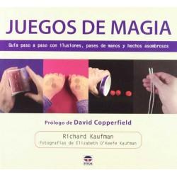 Juegos de magia. Guía paso...