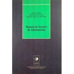 Manual de fuentes de...