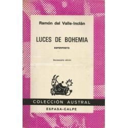 Luces de Bohemia....